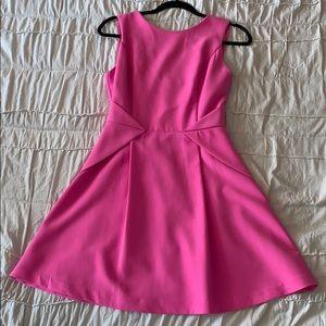 Adelyn Rae Pretty Pink Sleeveless Mini Dress